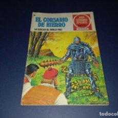 BDs: EL CORSARIO DE HIERRO Nº 37 -BRUGUERA. Lote 266741663