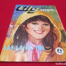 Tebeos: LILY, ESPECIAL ESTHER NUM 12,CAMILO SESTO,RICHARD GERE,FLOATERS,LEIF GARRET,PEDRO MARIN,MIGUEL BOSE. Lote 266805209
