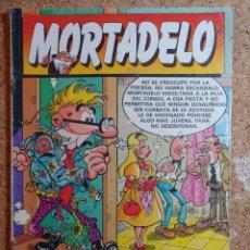 Tebeos: TEBEO MORTADELO DEL AÑO 1987 Nº 1. Lote 266872439
