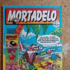 Tebeos: TEBEO MORTADELO DEL AÑO 1987 Nº 7. Lote 266872999