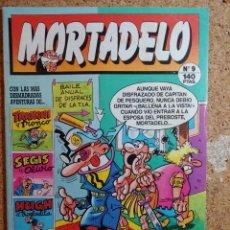 Tebeos: TEBEO MORTADELO DEL AÑO 1987 Nº 9. Lote 266873169