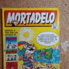 Tebeos: TEBEO MORTADELO DEL AÑO 1987 Nº 15. Lote 266873439