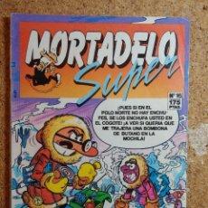 Tebeos: TEBEO DE SUPER MORTADELO DEL AÑO 1987 Nº 16. Lote 266874194