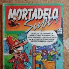 Tebeos: TEBEO DE SUPER MORTADELO DEL AÑO 1987 Nº 15. Lote 266874324