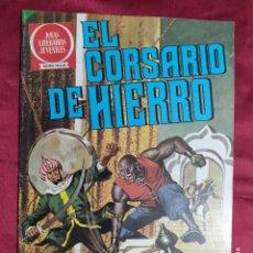Tebeos: JOYAS LITERARIAS JUVENILES. EL CORSARIO DE HIERRO. Nº 4. BRUGUERA 1980. 2ª EDICION. Lote 266913294
