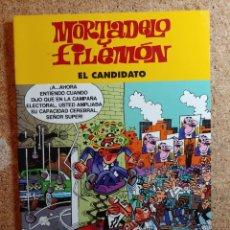 Tebeos: COMIC DE MORTADELO Y FILEMÓN EN EL CANDIDATO. Lote 266926764