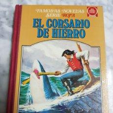 Tebeos: EL CORSARIO DE HIERRO , SERIE ROJA IV , BRUGUERA AÑO 1979. Lote 266962454