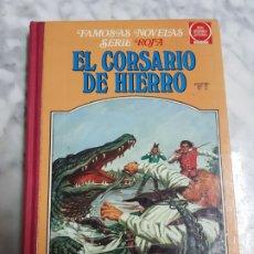 Tebeos: E CORSARIO DE HIERRO, SERIE ROJA V , BRUGUERA ,1981, 1° EDICIÓN. Lote 266962644