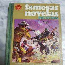 Tebeos: FAMOSAS NOVELAS XVI ,BRUGUERA ,1979,1° EDICIÓN. Lote 266962939