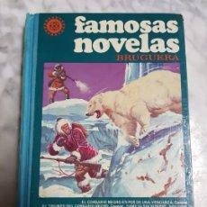 Tebeos: FAMOSAS NOVELAS XV , BRUGUERA 1°EDICIÓN, AÑO 1978. Lote 266963924