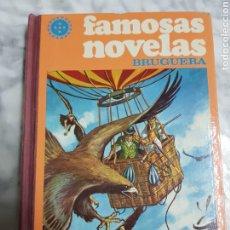 Tebeos: FAMOSAS NOVELAS V ,BRUGUERA 3° EDICIÓN, AÑO 1979. Lote 266967064