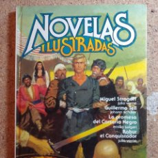 Tebeos: COMIC DE NOVELAS ILUSTRADAS EN TAPA DURA DEL AÑO 1984 Nº 1. Lote 267012224