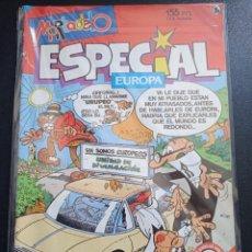 Tebeos: MORTADELO ESPECIAL EUROPA. Lote 267133759