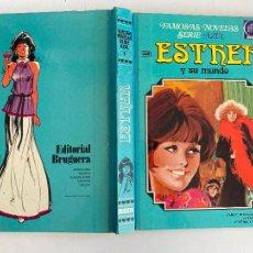 Tebeos: ESTHER Y SU MUNDO 1 - SERIE AZUL / BRUGUERA - GCH. Lote 267171389