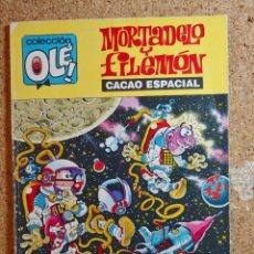 Livros de Banda Desenhada: COMIC DE OLE MORTADELO Y FILEMON EN CACAO ESPACIAL DEL AÑO 1989 Nº 304 - M.143. Lote 267198244