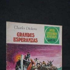 Tebeos: JOYAS LITERARIAS JUVENILES NUMERO 150, EDITORIAL BRUGUERA, GRANDES ESPERANZAS. Lote 267335414