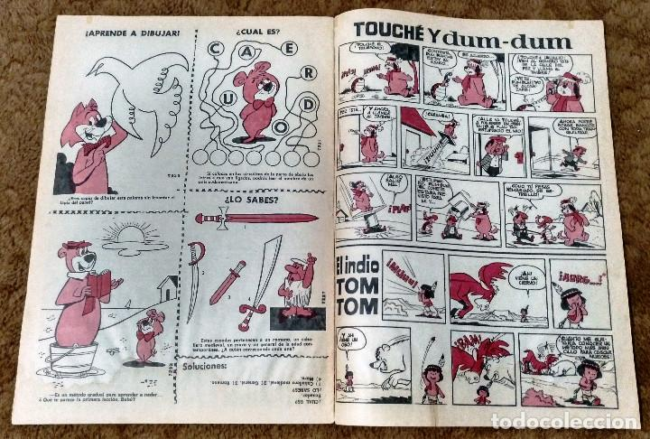 Tebeos: TELE COLOR nº 129 (Bruguera 1965) - Foto 3 - 267339004