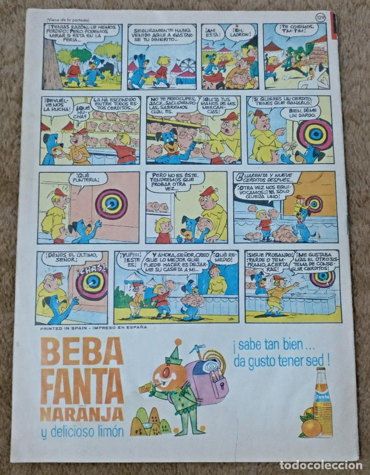 Tebeos: TELE COLOR nº 129 (Bruguera 1965) - Foto 4 - 267339004
