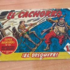 Tebeos: EL CACHORRO Nº 195 EL DESQUITE (ORIGINAL BRUGUERA). (COIB21). Lote 267553379