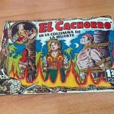 Tebeos: EL CACHORRO Nº 86 EN LA COLUMNA DE LA MUERTE (ORIGINAL BRUGUERA) (COIB21). Lote 267554794