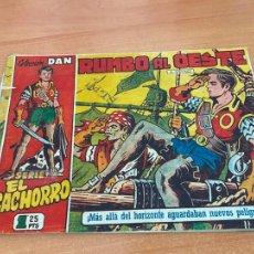 Tebeos: EL CACHORRO Nº 128 RUMBO AL OESTE (ORIGINAL BRUGUERA) (COIB21). Lote 267555149