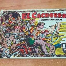 Tebeos: EL CACHORRO Nº 92 ENTRA EN FUEGO (ORIGINAL BRUGUERA) (COIB21). Lote 267556079