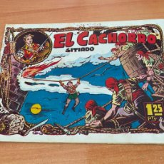 Tebeos: EL CACHORRO Nº 46 SITIADO (ORIGINAL BRUGUERA) (COIB21). Lote 267557049