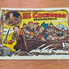 Tebeos: EL CACHORRO Nº 33 DESEMBARCA (ORIGINAL BRUGUERA) (COIB21). Lote 267557274