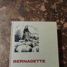 Tebeos: COLECCIÓN HISTORIAS SELECCIÓN N° 5: BERNADETTE (JEAN MEUNIER) (BRUGUERA). Lote 267615784