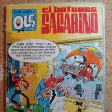Tebeos: COMIC DE OLE EL BOTONES SACARINO DEL AÑO 1989 Nº 53 - I.13. Lote 267899894