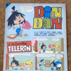 Tebeos: DIN DAN Nº 78 (BRUGUERA 1966). Lote 268024664