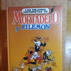 Tebeos: COMIC DE LAS MEJORES HISTORIETAS DE MORTADELO Y FILEMÓN Nº 5. Lote 268279289