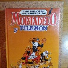 Tebeos: COMIC DE LAS MEJORES HISTORIETAS DE MORTADELO Y FILEMÓN Nº 3. Lote 268279744