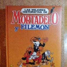 Tebeos: COMIC DE LAS MEJORES HISTORIETAS DE MORTADELO Y FILEMÓN Nº 4. Lote 268279879