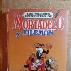 Tebeos: COMIC DE LAS MEJORES HISTORIETAS DE MORTADELO Y FILEMÓN Nº 3. Lote 268280034