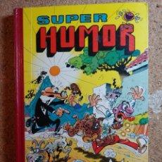 Giornalini: COMIC TOMO DE SUPER HUMOR DEL AÑO 1986 Nº XXXV. Lote 268293469