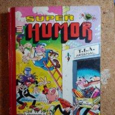 Tebeos: COMIC TOMO DE SUPER HUMOR DEL AÑO 1989 Nº 23. Lote 268293699