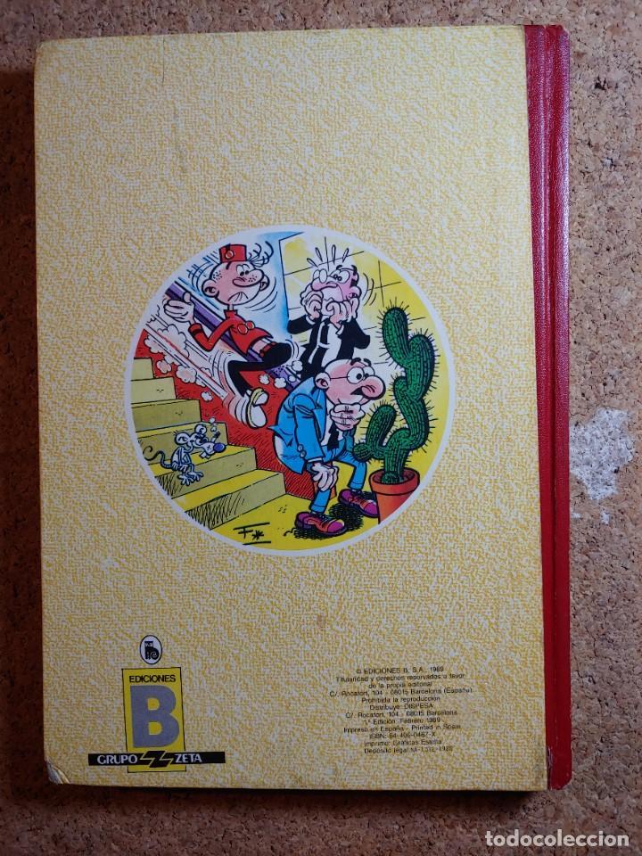 Tebeos: COMIC TOMO DE SUPER HUMOR DEL AÑO 1989 Nº 23 - Foto 2 - 268293699