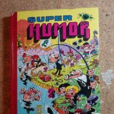 Tebeos: COMIC TOMO DE SUPER HUMOR DEL AÑO 1989 Nº 34. Lote 268294229
