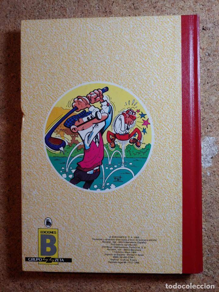 Tebeos: COMIC TOMO DE SUPER HUMOR DEL AÑO 1989 Nº 34 - Foto 2 - 268294229