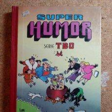Tebeos: COMIC TOMO DE SUPER HUMOR SERIE TBO DEL AÑO 1992 Nº 1. Lote 268295369
