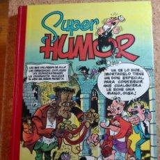 Tebeos: COMIC TOMO DE SUPER HUMOR MORTADELO DEL AÑO 1993 Nº 8. Lote 268298514