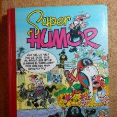 Tebeos: COMIC TOMO DE SUPER HUMOR MORTADELO DEL AÑO 2000 Nº 22. Lote 268299154