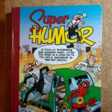 BDs: COMIC TOMO DE SUPER HUMOR MORTADELO DEL AÑO 2007 Nº 28. Lote 268299424