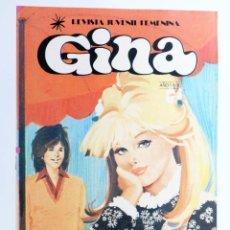 Tebeos: GINA, REVISTA JUVENIL FEMENINA 8. POSTER DE TERENCE HILL (VVAA) BRUGUERA, 1978. OFRT. Lote 268580659