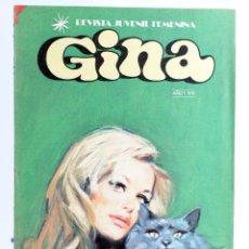 Tebeos: GINA, REVISTA JUVENIL FEMENINA 6. POSTER DE MICKY (VVAA) BRUGUERA, 1978. OFRT. Lote 268580669