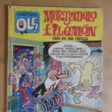Tebeos: MORTADELO Y FILEMON, CADA DIA UNA TRIFULCA - IBAÑEZ - BRUGUERA - 1980. Lote 268739409