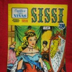 Tebeos: REVISTA SISSI, CUENTOS PARA NIÑAS (SUPLEMENTO REVISTA FEMENINA), N°1.. Lote 268739889
