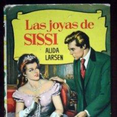 Tebeos: LAS JOYAS DE SISSI (ALIDA LARSEN) COLECCIÓN HISTORIAS BRUGUERA 1964. Lote 268853374
