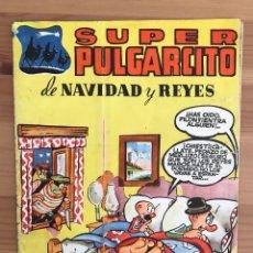 Tebeos: SUPER PULGARCITO N•9. Lote 268923149
